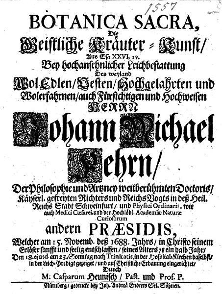 Botanica Sacra  Die Geistliche Kr  uter Kunst PDF