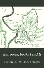 Eutropius, Books I and II