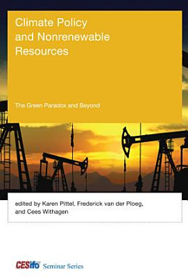 Climate Policy and Nonrenewable Resources