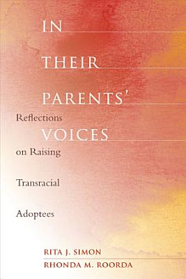 In Their Parents  Voices PDF