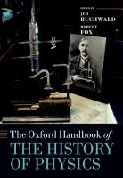 The Oxford Handbook of the History of Physics PDF