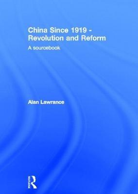 China Since 1919