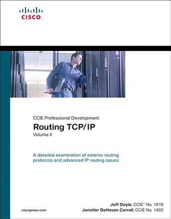 Routing TCP IP  Volume II  CCIE Professional Development  PDF