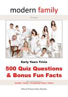 Modern Family TV Show Early Years Trivia PDF