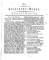 Literaturblatt