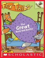 The Great Bunk Bed Battle  An Acorn Book  Fox Tails  1  PDF