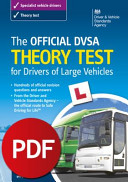 The Official Dsa Theory Test For Drivers Of Large Vehicles Pdf  Book PDF