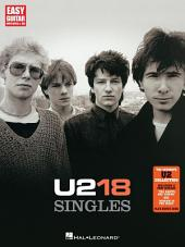 U2 - 18 Singles (Songbook)