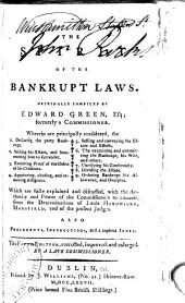 The spirit of the bankrupt laws