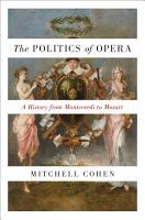 The Politics of Opera PDF