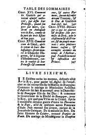 Mémoires, contenans l'histoire des rois Louis XI & Charles VIII depuis l'an 1464 jusques en 1498: Volume1