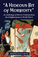 A Hideous Bit of Morbidity   PDF