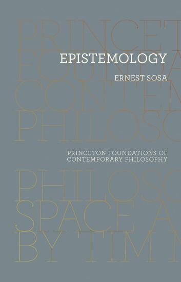 Epistemology PDF