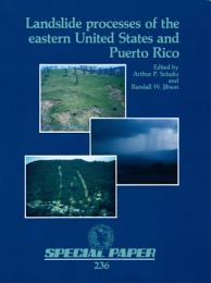 Landslide Processes of the Eastern United States and Puerto Rico
