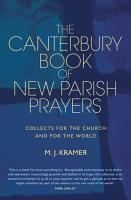 The Canterbury Book of New Parish Prayers PDF