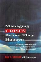 Managing Crises Before They Happen PDF