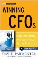 Winning CFOs PDF
