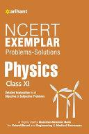 NCERT Examplar Physics Class 11th PDF