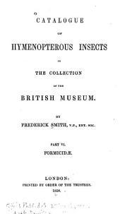 Formicidae, 1858