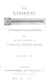 The national encyclopædia. Libr. ed: Volume 3