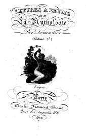 Lettres à Émilie sur la mythologie: Volume2