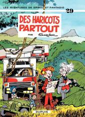 Spirou et Fantasio - Tome 29 - DES HARICOTS PARTOUT