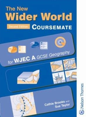 Coursemate for WJEC A GCSE Geography