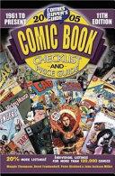 2005 Comic Book Checklist and Price Guide  1961 to Present PDF