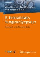 18  Internationales Stuttgarter Symposium PDF