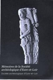 Mémoires de la Société archéologique d'Eure-et-Loir: Volume9