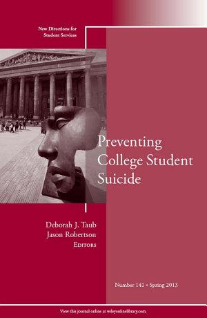 Preventing College Student Suicide
