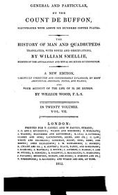 Natural History, General and Particular: Volume 7
