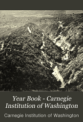 Year Book - Carnegie Institution of Washington: Volumes 5-6