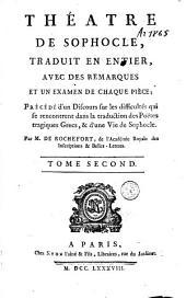 Théâtre: Volume2