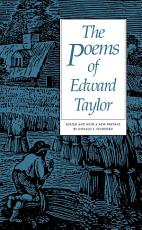 The Poems of Edward Taylor PDF