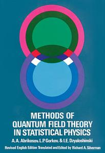 Methods of Quantum Field Theory in Statistical Physics PDF