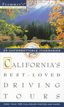 Frommer s California s Best Loved Driving Tours PDF