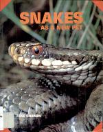 Snakes As a New Pet PDF