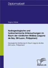 Hydrogeologische und hydrochemische Untersuchungen im Raum der nördlichen Midbay (Laguna de Bay, SW-Luzon, Philippinen): Geologische Kartierung im Raum Laguna de Bay (SW-Luzon, Philippinen)