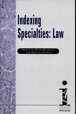 Indexing Specialties PDF