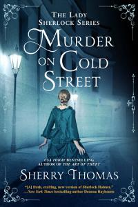Murder on Cold Street Book