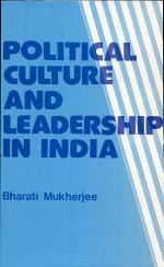 Political Culture and Leadership in India