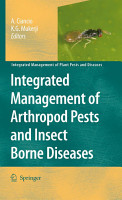 Integrated Management of Arthropod Pests and Insect Borne Diseases PDF