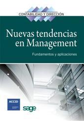 Nuevas tendencias en management: Fundamentos y aplicaciones