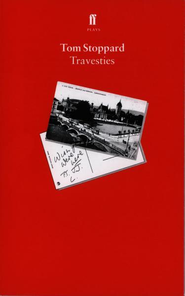 Download Travesties Book