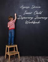 Inner Child Discovery Journey Workbook PDF