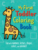 Toddler Coloring Book PDF