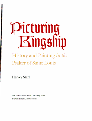 Picturing Kingship