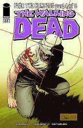 The Walking Dead #65