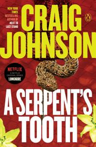 A Serpent s Tooth Book
